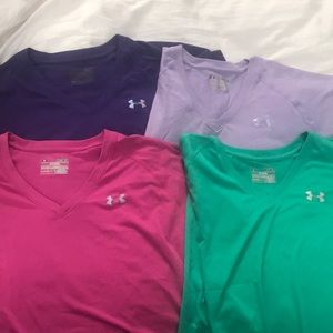 Bundle of Under Armour Tees
